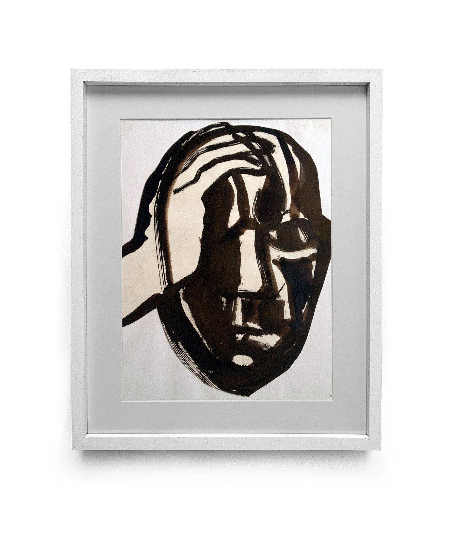PABLO PICASSO TUSCH TECKNING 1990 - 1995
