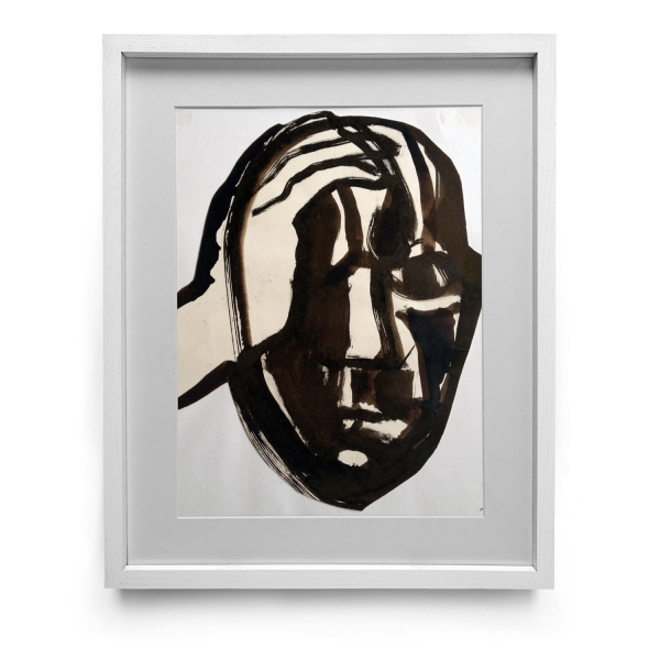 PABLO PICASSO TUSCH TECKNING 1990 – 1995